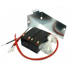Комплект батарей для 24 вольтовой автоматики откатных ворот