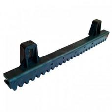 Зубчатая рейка полиамидная ROLLGRAND. L=33 см.