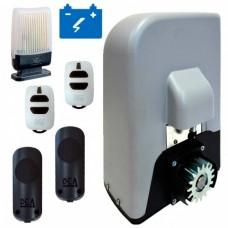 Комплект привода для откатных ворот LIVI 9/24NET/F