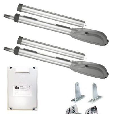 Комплект приводов для распашных ворот KIT LOOK 372