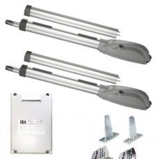 Комплект приводов для распашных ворот KIT LOOK 374