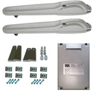 Комплект приводов для распашных ворот KIT MAC/NET