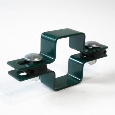 Крепление для 3D забора хомут 60х60