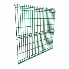 3D сетка 1230 x 2500 3/4мм ППл RAL6005 (зеленый)