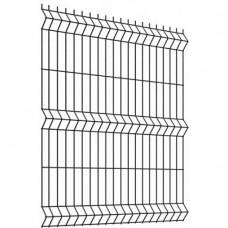 3D сетка 1230 x 2500 3/4мм ППл RAL7016 (серый)