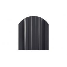 Штакетник Трапеция 118мм Глянец. Двухстороннее Покрытие.