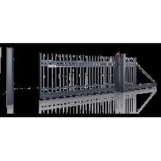 Ворота Откатные Кованые ПП 2000х4000х6000