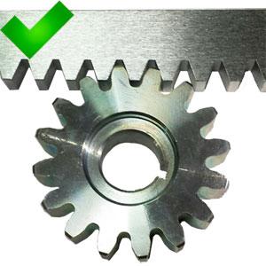 Зубчатое колесо привода для откатных ворот